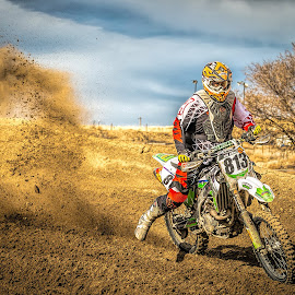 Storms coming by Thomas Dilworth - Sports & Fitness Motorsports ( motocross, moto, racing, colorado, motorcycle )