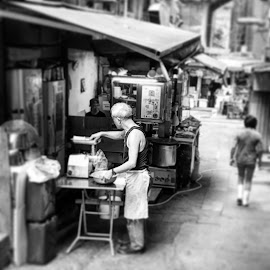 Hong Kong Streets by Kylie Harrison - Instagram & Mobile Instagram