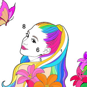 Coloring Fun : Color by Number Games For PC / Windows 7/8/10 / Mac – Free Download