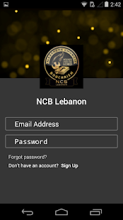 NCB Lebanon - screenshot