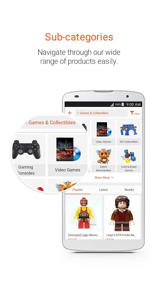 Shopee: Buy and Sell on Mobile Screenshot 2