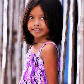 Aimee by Ferdinand Ludo - Babies & Children Child Portraits ( child, lives near the shores, near shangrila, lapu lapu )