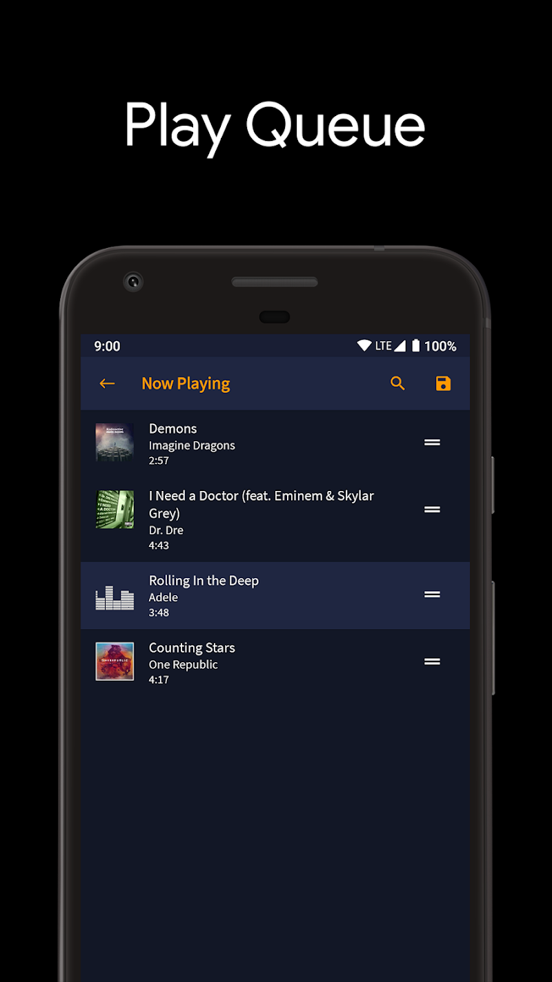 Eon Player Pro Screenshot 6