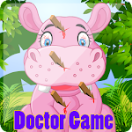 Doctor Game - Fun Hippo Doctor APK Image