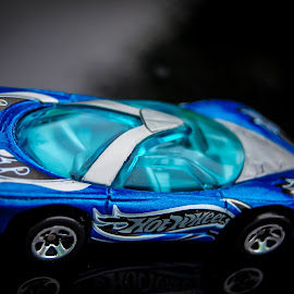 Hot Wheels 7 by Gary Wahle - Artistic Objects Toys ( die-cast, mattel, toy cars, hot wheels,  )