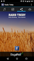 Screenshot of Radio Treby