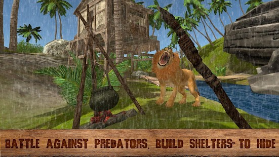 APK Game Pirate Island Survival 3D for BB, BlackBerry
