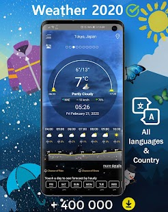 Accurate Weather - Live Weather Forecast for pc