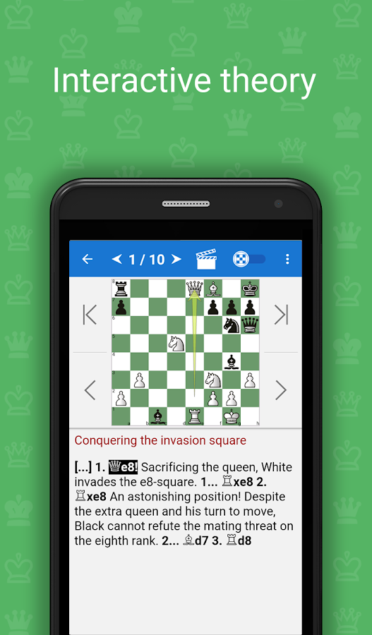 Chess Combinations Vol. 2 Screenshot 2