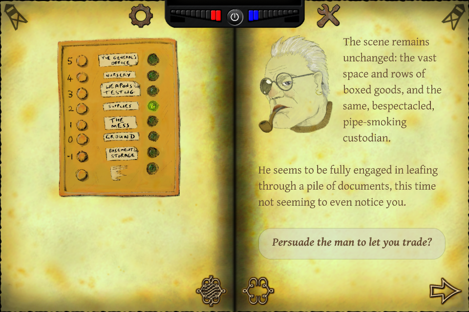 The Eighth Continent 2 Screenshot 1
