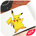 App Draw POKE characters ✏️ APK for Windows Phone