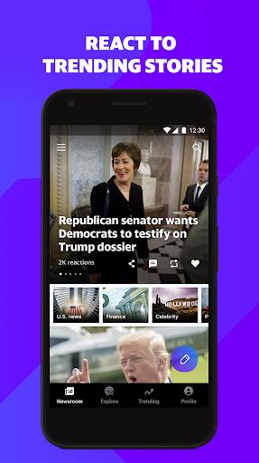 Newsroom: News Worth Sharing screenshot 4