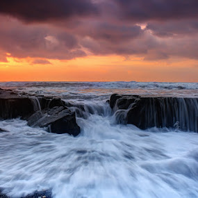 emotional wave by I Gusti Putu Purnama Jaya - Landscapes Sunsets & Sunrises
