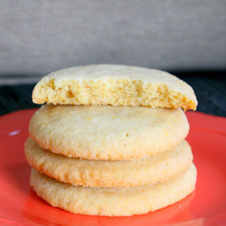 Orange Sugar 'n Spice Cookie