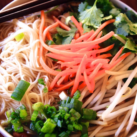 Japanese Noodle Bowl