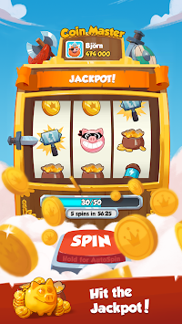 Coin Master APK screenshot thumbnail 5