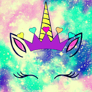 Cute Unicorn Girl Wallpapers - Kawaii backgrounds For PC / Windows 7/8/10 / Mac – Free Download