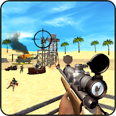 Sniper Assassin Death Shooter APK for Bluestacks
