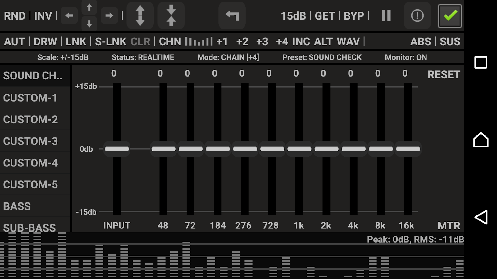 T Music Player + RE Equalizer Screenshot 8