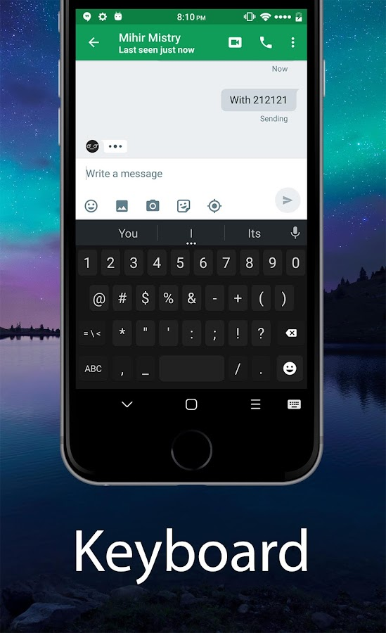 [Substratum] iSubstratum Dark Screenshot 4