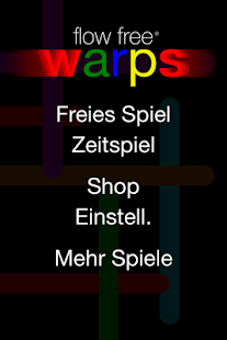 Flow Free: Warps Screenshot