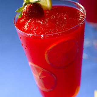 Strawberry Lemonade Daiquiri Recipes