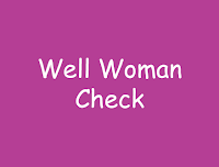 Well Woman Check in Sutton Coldfield