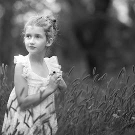 by Amy Kiley - Black & White Portraits & People