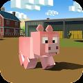 Blocky Pig Simulator 3D APK for Bluestacks