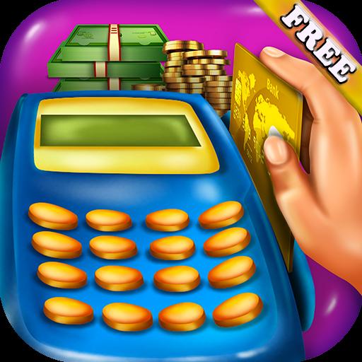 Supermarket Cashier Kids Games (game)