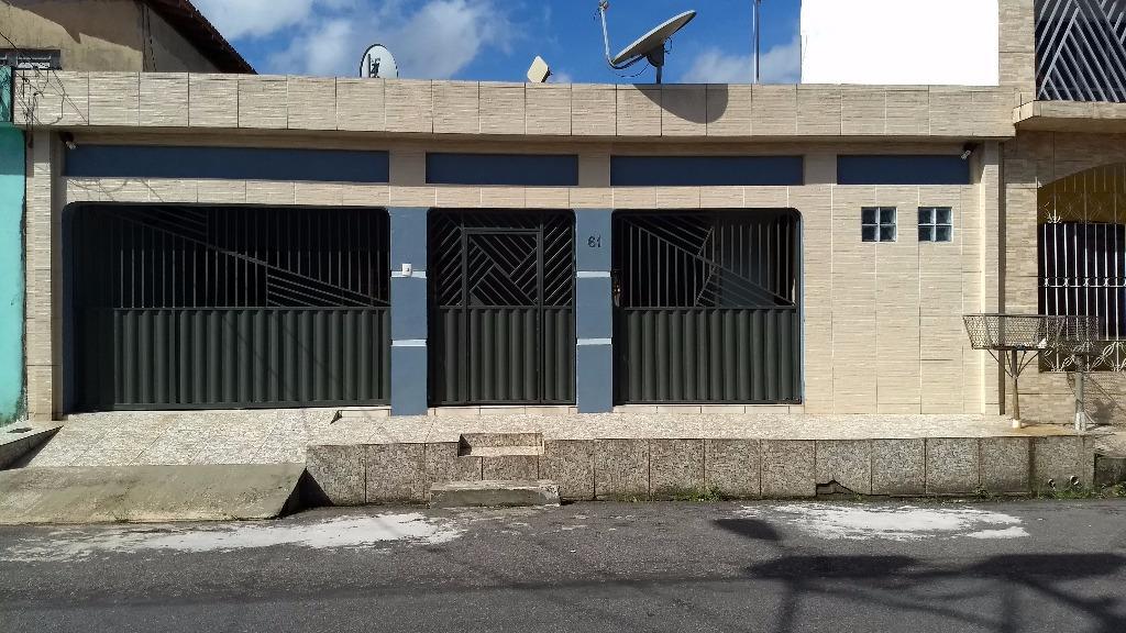 Casa residencial à venda, Mangueirão, Belém.