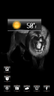 A Forest Lion - screenshot