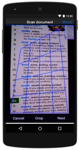 Scanner Pro - screenshot