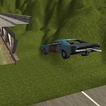 Crash race Icon