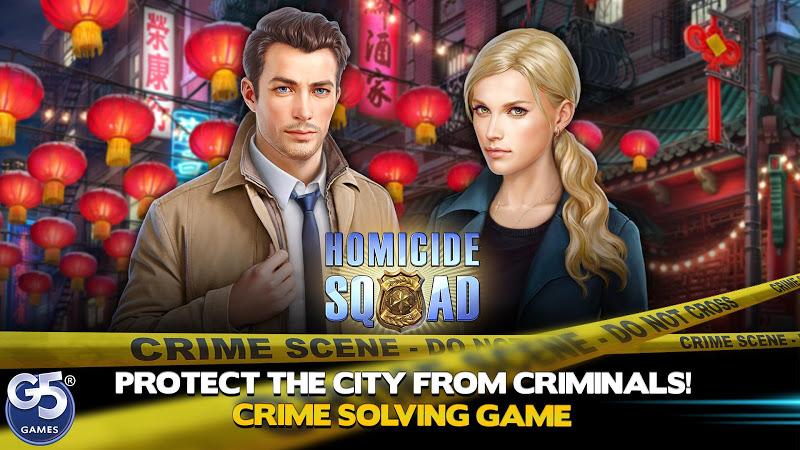 Homicide Squad: Hidden Crimes Screenshot 10