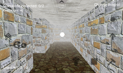 Deep Labyrinth (Labyrinth 3D) - screenshot