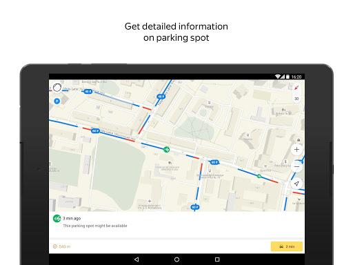 Yandex.Maps screenshot 12
