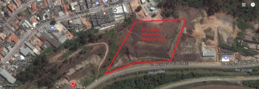 ?reas para alugar no bairro Area Industrial em V?rzea Paulista SP