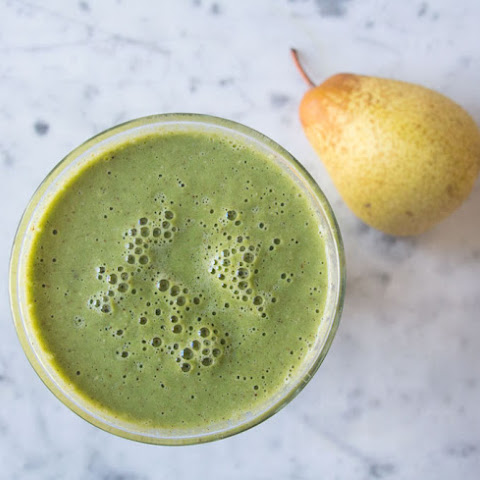 Pear and Vanilla Smoothie