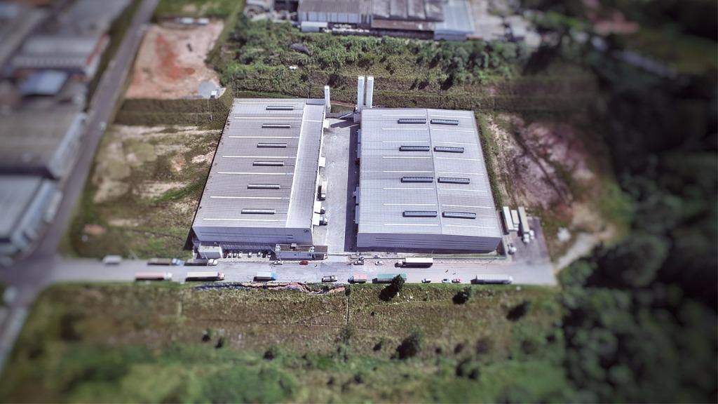 Galpão industrial para locação, G6 Empresarial Jandira