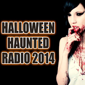 Halloween Haunted Radio Pro
