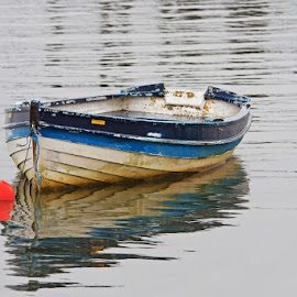 Boat by Louis Pretorius - Transportation Boats