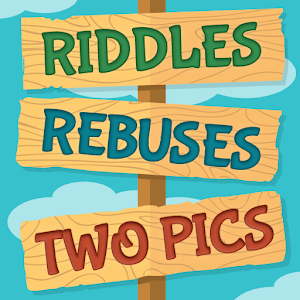 Riddles, Rebuses and Two Pics
