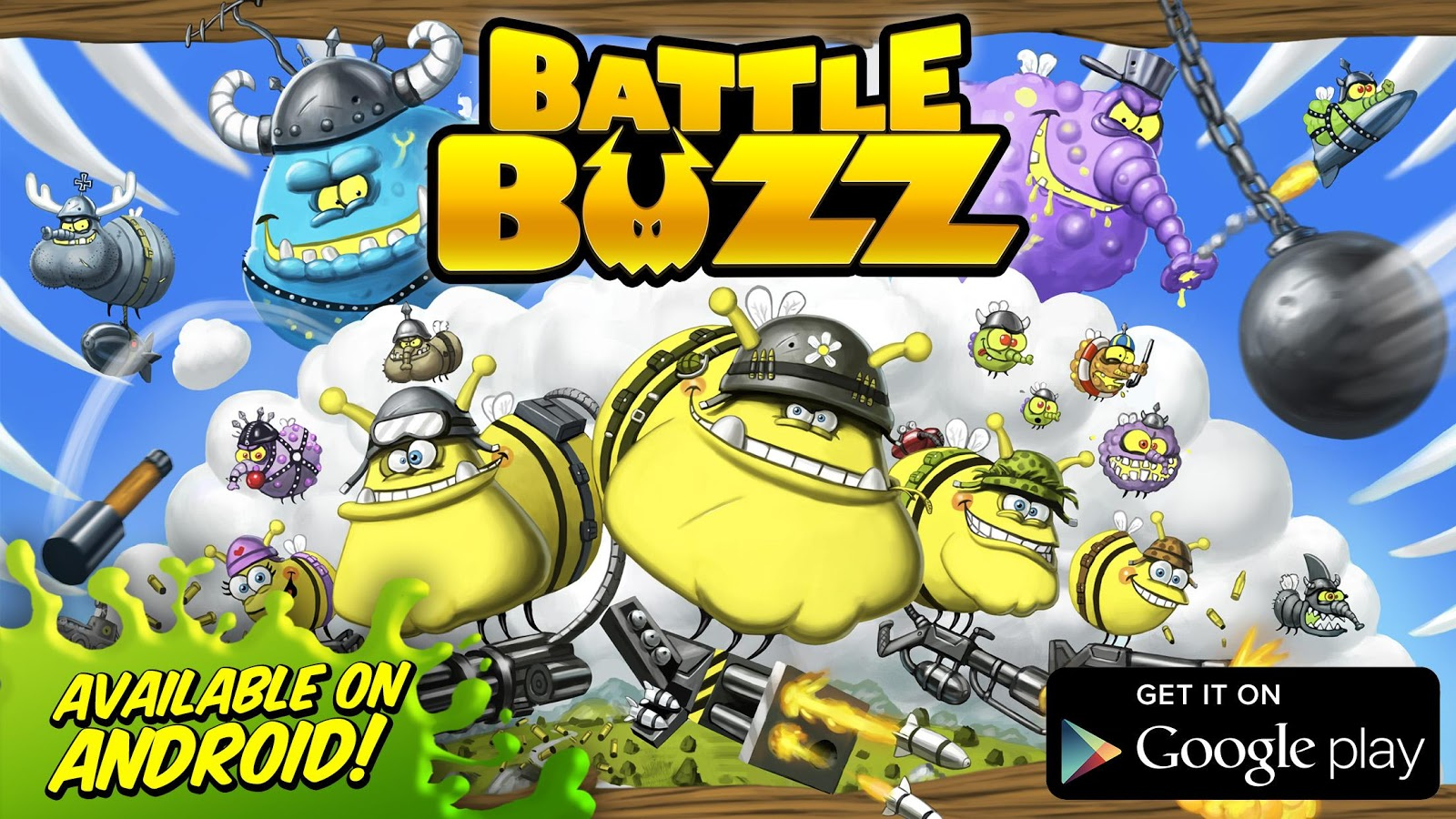 Battle Buzz Screenshot 0