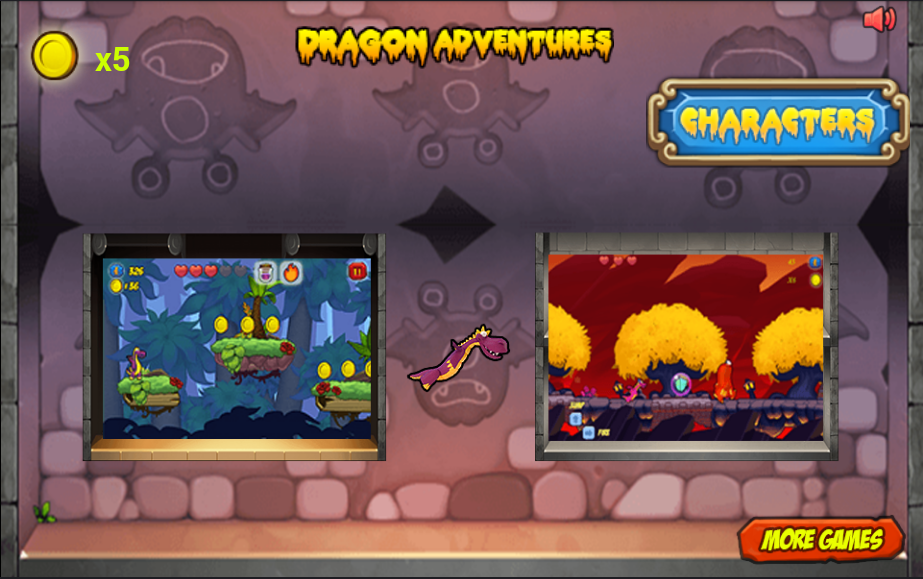 DragonAdventures Screenshot 0