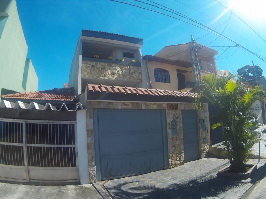 Sobrado Vila Alzira, Santo André (so0347)