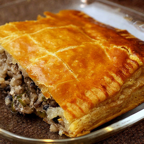 Mushroom And Barley Pie Recipes — Dishmaps
