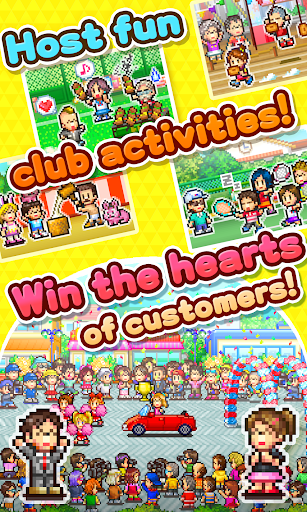 Tennis Club Story - screenshot