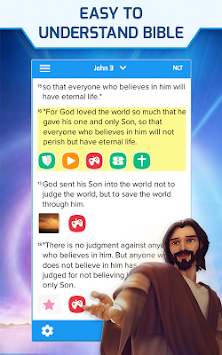 Superbook Bible, Video & Games APK screenshot thumbnail 17