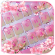 Pink Sakura Flower Keyboard Theme APK